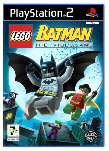 LEGO Batman: The Videogame PS2