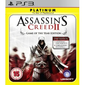 Assassin's Creed 2: Game of The Year Platinum Edition PS3