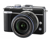 Olympus E-PL1 Camera with14-42mm Lens