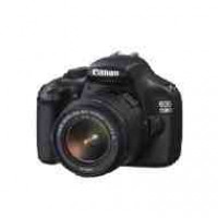 Canon EOS 1100D Digital SLR Camera inc. 18-55 mm Lens