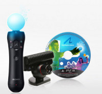 PlayStation Move Starter Pack Complete - Unboxed