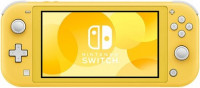 Nintendo Switch Lite Console 32GB Yellow, Unboxed