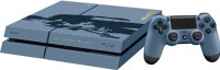 Playstation 4 1TB  Uncharted Grey Blue Special Edition