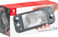 Nintendo Switch Lite Console 32GB Grey, Boxed