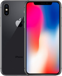 Apple iPhone X 256GB Space Grey, Unlocked
