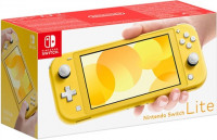 Nintendo Switch Lite Console 32GB Yellow, Boxed
