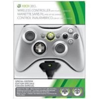 Xbox 360 Wireless Controller with Play and Charge Kit
