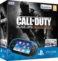 PlayStation Vita WiFi Call of Duty: Black Ops Declassified and 4GB card