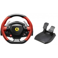 Thrustmaster Ferrari 458 Spider Racing Wheel and Pedals Xbox One