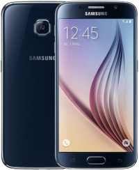 Samsung Galaxy S6 64GB Black Sapphire, Three