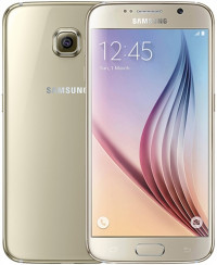 Samsung Galaxy S6 32GB Gold (O2)