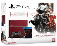 PlayStation 4 500GB Metal Gear Solid V: The Phantom Pain Limited Edition