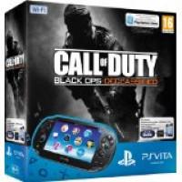 PlayStation Vita WiFi with Call of Duty: Black Ops II, 4GB Memory Card