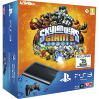 PlayStation 3 12GB Super Slim Console with Skylanders Giants