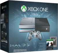 Xbox One 1TB Halo 5: Guardians Limited Edition