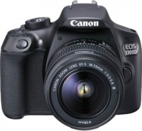 Canon EOS 1300D with 18-55mm III Lens