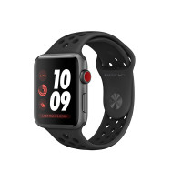 Apple Watch Nike+ Series 3 38mm GPS Space Grey Aluminium + Sport band