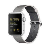 Apple Watch Series 2 42mm Silver Aluminium Case + Strap
