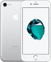 Apple iPhone 7 32GB Silver, Unlocked