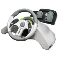 Madcatz Microcon Racing Wheel & Pedals Xbox 360