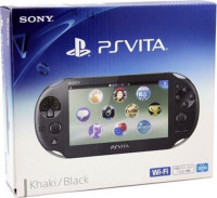 Playstation Vita Slim Console, Wifi, Boxed