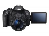Canon EOS 700D Digital SLR Camera, 18-55 mm Lens, 18 MP