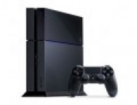 PlayStation 4 500GB Console with Controller