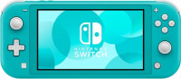 Nintendo Switch Lite Console 32GB Turquoise, Unboxed