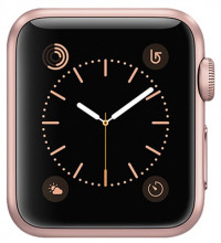 Apple Watch Series 1 38mm (A1802) Rose Gold with strap