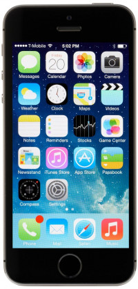 Apple iPhone 5S 16GB Space Grey, Unlocked