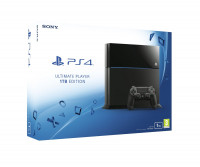 Playstation 4 1TB Console with Controller