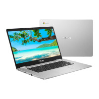 ASUS Chromebook C523NA Intel Celeron N3350, 4GB RAM, 64GB, 15.6 Inch HD Screen