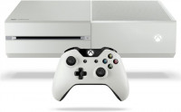 Xbox One 500GB Console (White)