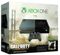 Xbox One 1TB Call of Duty: Advanced Warfare Limited Ed.