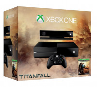Xbox One 500GB With Kinect, Titanfall