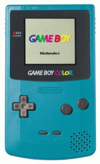 Nintendo GameBoy Color - Blue