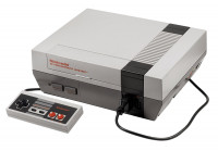 Nintendo Entertainment System Console