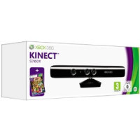 Kinect Sensor with Game, all Accessories - Boxed