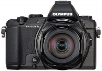 Olympus Stylus 1S Digital Compact Camera 12MP, 10.7x Zoom, Wi-Fi