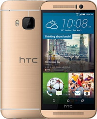 HTC One M9 32GB Gold, Unlocked