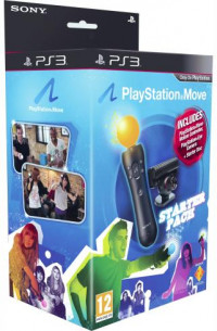 PlayStation Move Starter Pack Complete with Starter Disc - Boxed