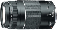 Canon EF 75-300mm f/4-5.6 III Black Lens