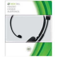 Wired Headset Black Xbox 360 (2010)